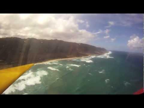Glider Flight North Shore Oahu