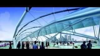 Dubai relies on air links to double tourists
