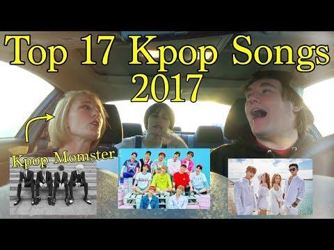 Top 17 // Kpop Songs of 2017 // Kpopmomster Edition