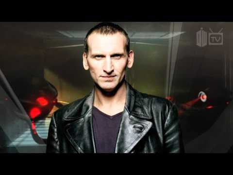 Eccleston on the Doctor Who 50th Anniversary