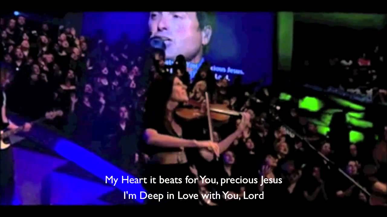 Deeply in Love by Hillsong with Chords and Lyrics