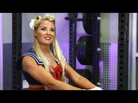 Lacey Evans fights for more than herself in the Mae Young Classic