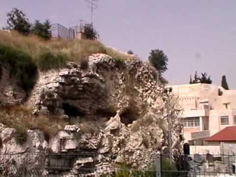 GOLGOTA MONTE CAVEIRA JERUSALEM ONDE JESUS FOI CRUCIFICADO POR DUONE LATINO