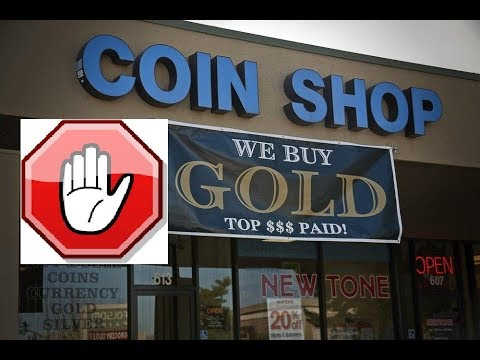 DO NOT BUY AND SELL YOUR COINS AT COIN DEALER! (Coin Tutoria