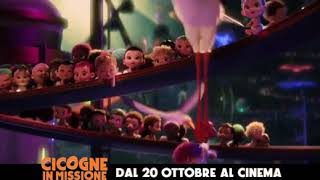 Cicogne in missione Trailer in italiano