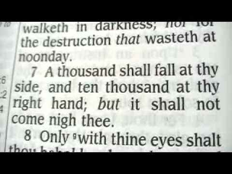 king james bible psalms 91