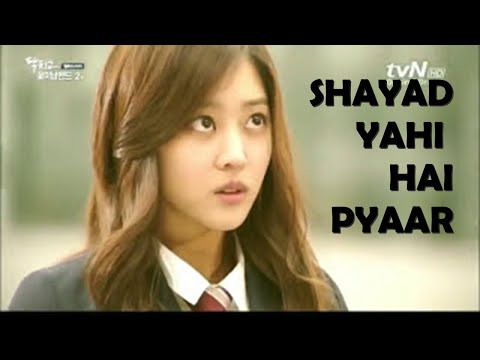 SHAYAD YAHI HAI PYAAR song || Video Cover || Korean Mix