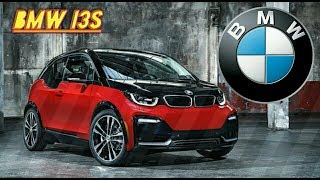 BMW i3S full Electric Car Review & interior Exterior By Nawab Saab Official