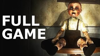 Silent Descent - Full Game Walkthrough Gameplay & Ending (No Commentary) (Indie Horror Game 2018)