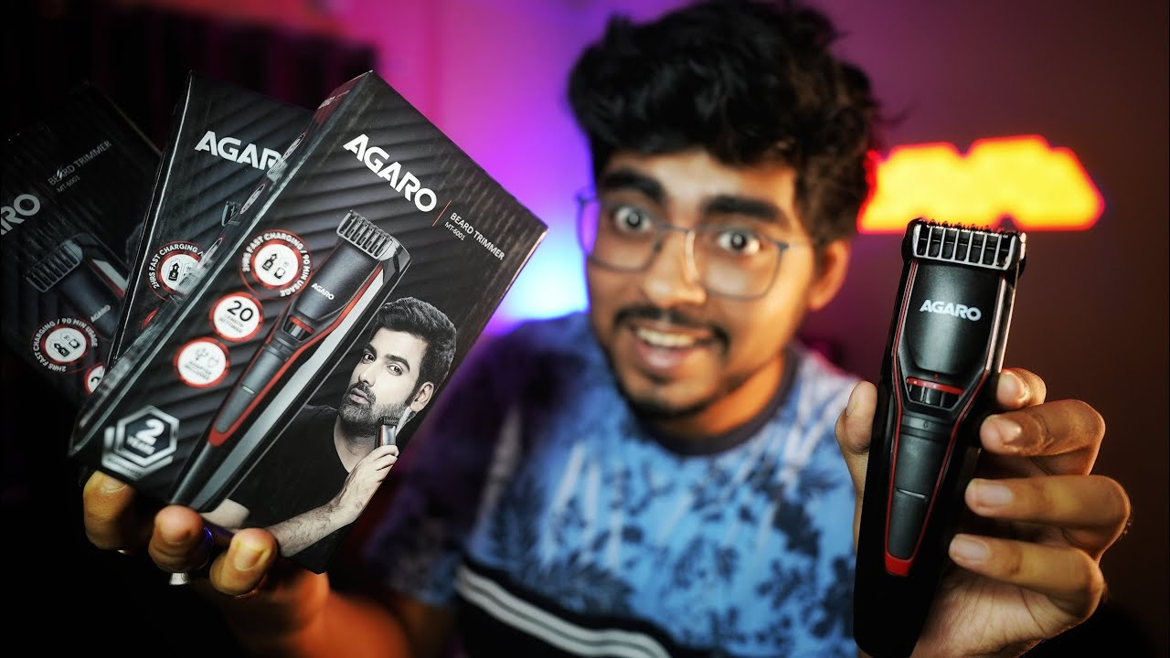 Best affordable Trimmer in India- Full Review | 3x GIVEAWAY | MT-6001