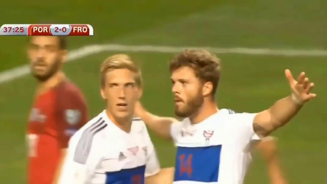 Download Portugal vs Faroe Islands 5 1   All Goals & Highlights   31 08 2017 HD   YouTube