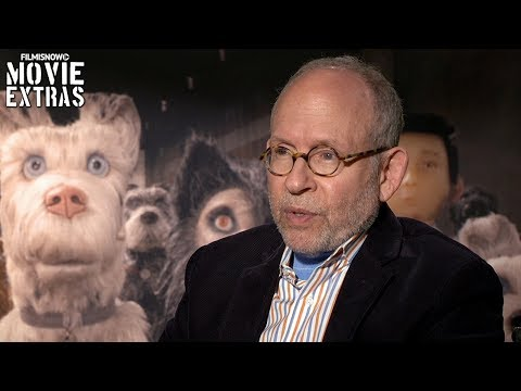 ISLE OF DOGS (2018) Bob Balaban talks about his experience making the movie