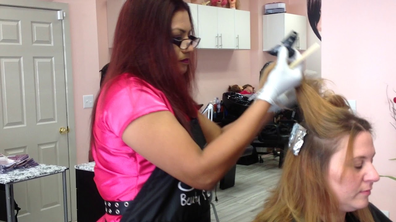 Best Hair Styling Treatments South Plainfield Edison Youtube