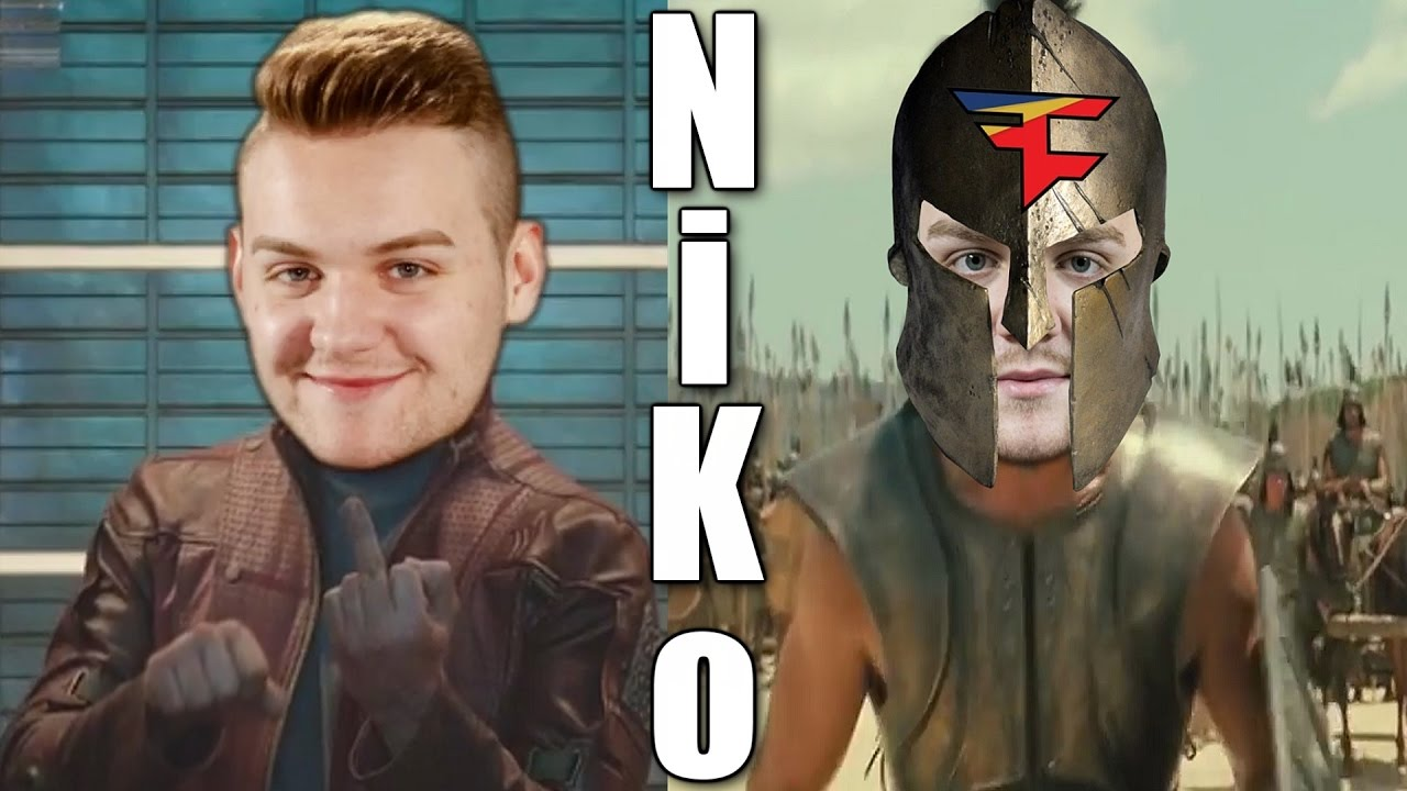 CS:GO PROfile: NiKo | CS:GO to TOP