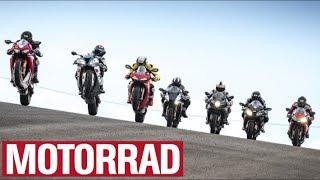 Superbikes 2018: Teil 1 - Die Motorräder (English Subs)