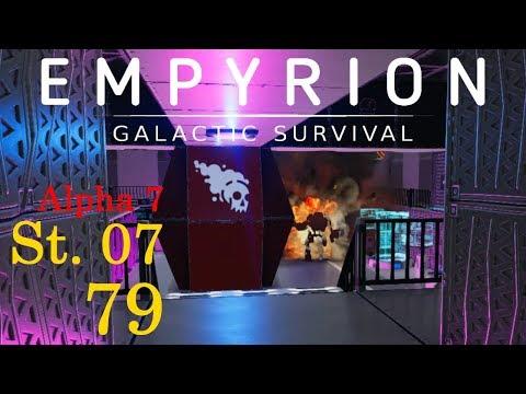 """Empyrion 7.6.1 S07-79 """"Ningues, BA_Patrol-Vessel-HQ"""" Let's Play Gameplay German Deutsch"""