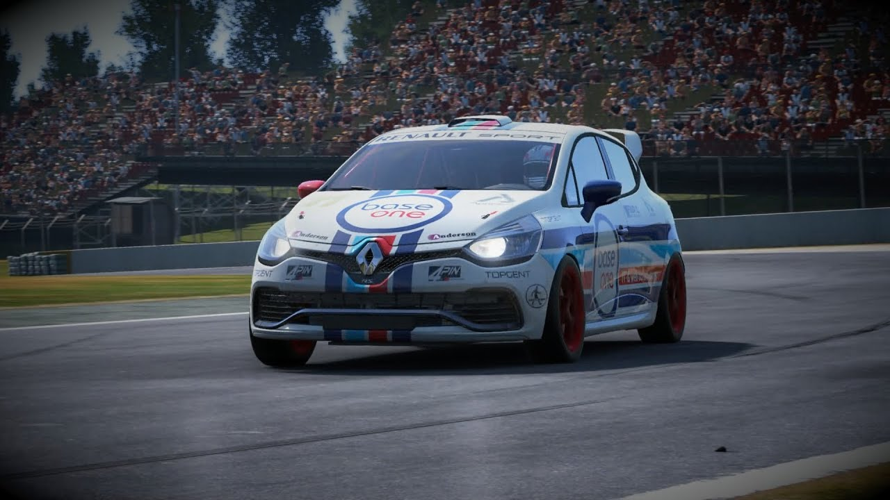 Clio Cup Silverstone Project Cars