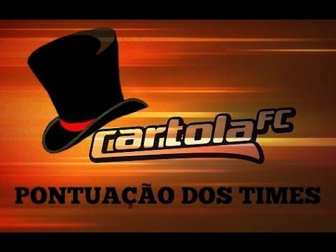 CARTOLA FC 2016 #20 RODADA Pontuação