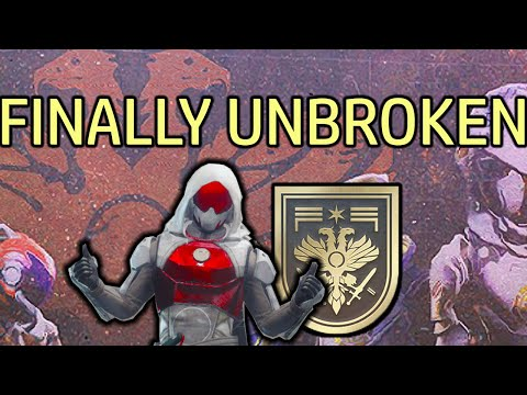 My Thoughts on Finally Getting the Unbroken Title :: Destiny 2 |