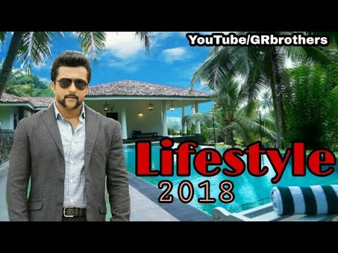 Surya Sivakumar Lifestyle 2018 || Biography, Birthday, Education, Age, Wife || GR Brothers