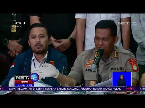Polisi Tangkap 257 Tersangka Perusuh Aksi Massa - NET12