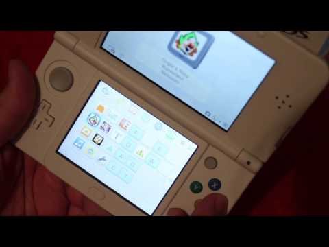 How does Nintendo DS games play on the New 3DS?