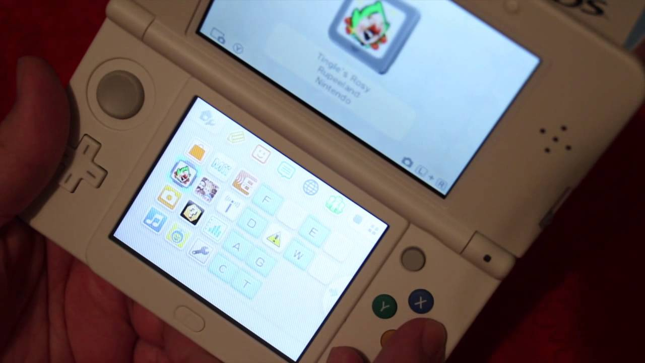 How Does Nintendo Ds Games Play On The New 3ds Youtube