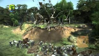 PC Game Narnia Prince Caspian - Defeat The Telmarines