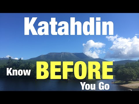 Everything you need to know about Katahdin & Baxter State Park