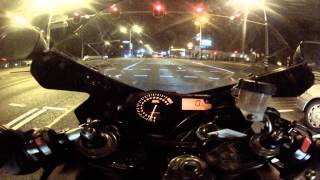 Suzuki GSX-R 600 0-100 Km/h 2.7 seconds