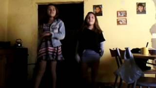 sofi y guada cantan agapornis hasta el final!!!