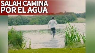 El Milagro De Salah Camina Por El Agua  Diario As