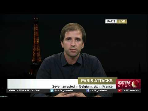 Nuno Pinto discusses the Paris attacks