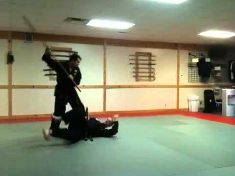 Master Allison Hapkido Sun Moo Kwan Jang Bong Sul