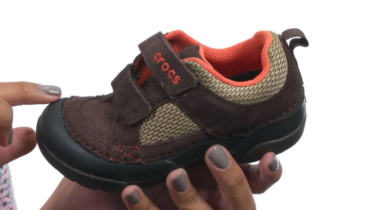 960b7798b1a69e Crocs Kids Dawson Easy-on Shoe (Toddler Little Kid) SKU 8557716 ...
