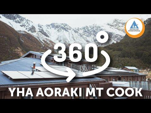 YHA Aoraki Mt Cook 360⁰ Tour
