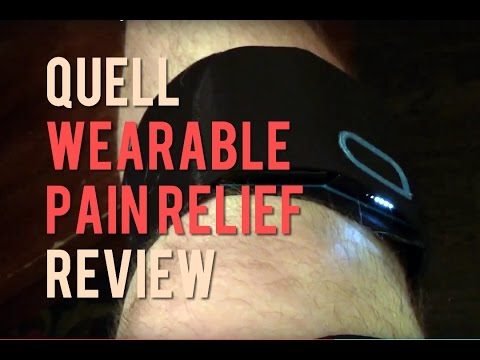 Quell Wearable Pain Relief For Sciatica Review And Walkthrough
