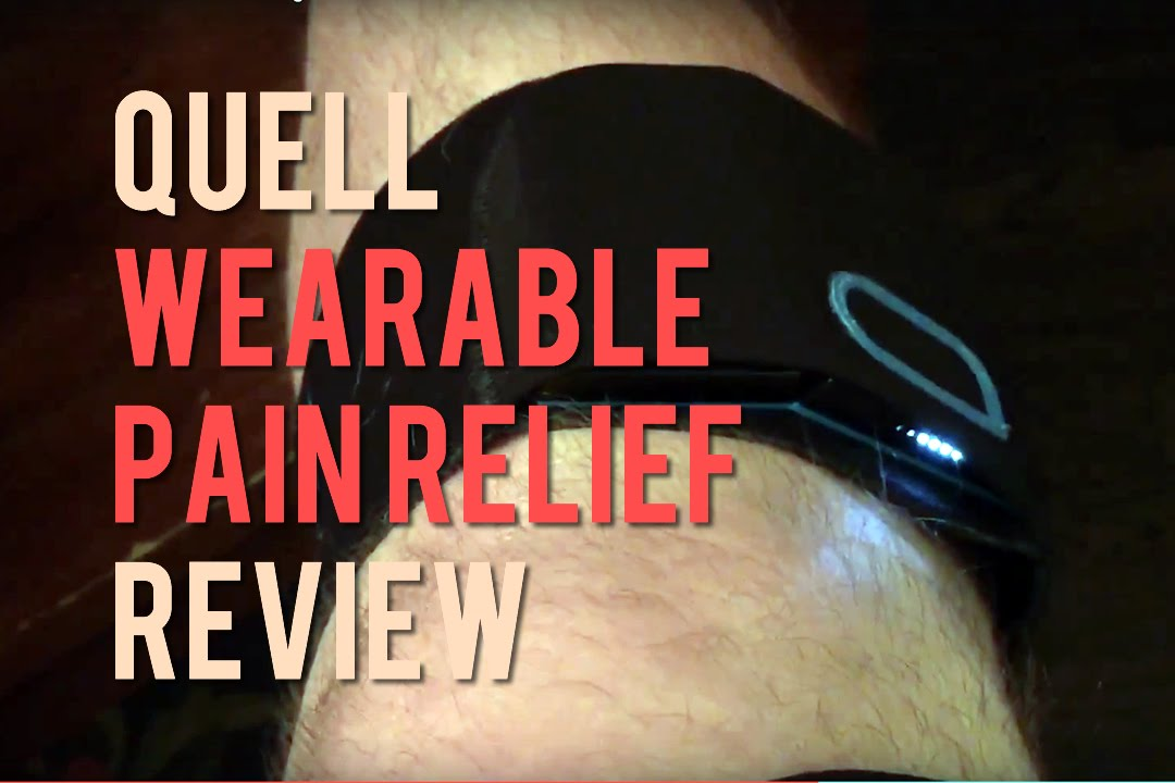Quell Wearable Pain Relief For Sciatica Review And Walkthrough ...: http://www.youtube.com/watch?v=BHI7PSxXbSw