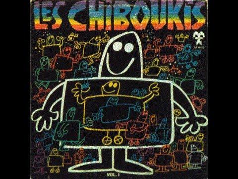 """Les membres de Beau Dommage   """"Les Chiboukis""""   Face 2"""