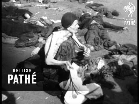 British Troops Enter Belsen (1945)