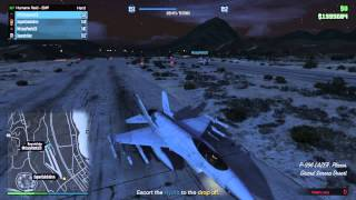 Grand Theft Auto V When you lose your landing gear