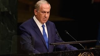 Benjamin Netanyahu Gives U.N. The Silent Treatment