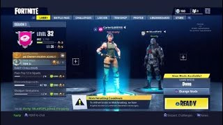 Fortnite_we found a nuther vending machine