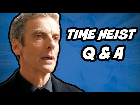 Doctor Who Season 8 Episode 5 Q&A - The Doctor vs Danny Pink