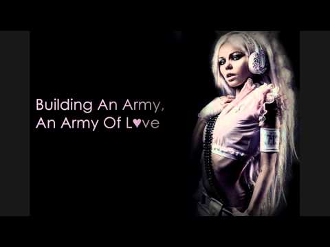 Kerli - Army of Love (With Lyrics)