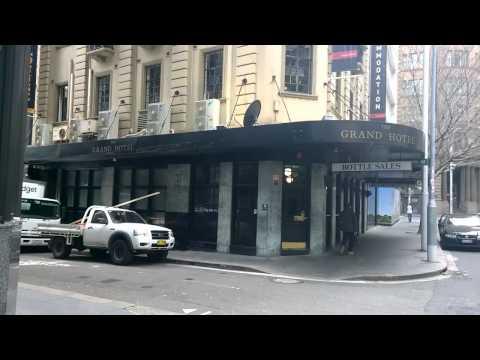 SYDNEY CBD ACCOMODATION - $95 A Night For A Luxury Hotel