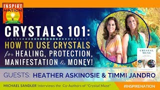 🌟CRYSTALS 101: Everything You Need to Know for Healing Protection Manifestation & Money! Energy Muse