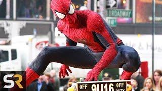 10 Best Movies Based On Comics