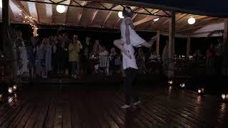Свадебный танец Wedding dance Модерн Modern , контемпорари contemporary , Монатик - Воздух