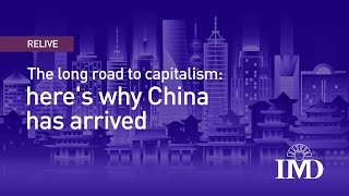 The Long Road To Capitalism: Here's Why China Has Arrived
